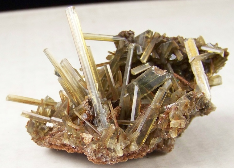 09-00526 Green Selenite Cluster